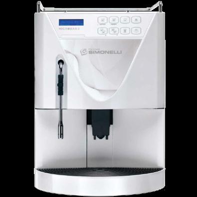 Nuova Simonelli Microbar II coffee machine hire
